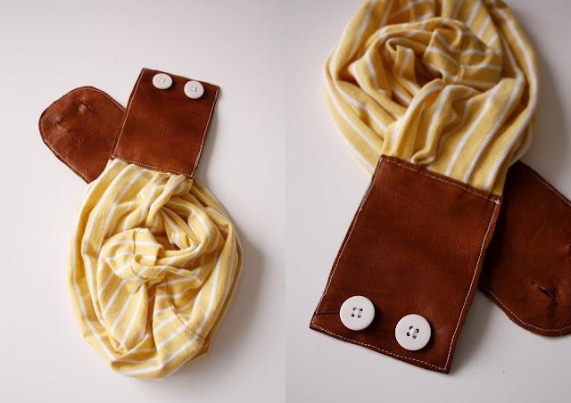 delia creates: Leather Accessories