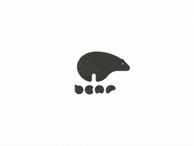 bear logo design by Gert van Duinen