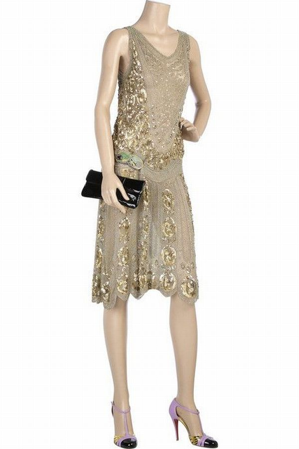 One 1920s flapper dress for this Valentine Day | Weblog Surf