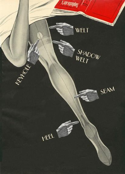 Lingerie / A stocking lesson on we heart it / visual bookmark #7561325