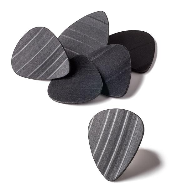 ThinkGeek :: Recycled Record Guitar Picks