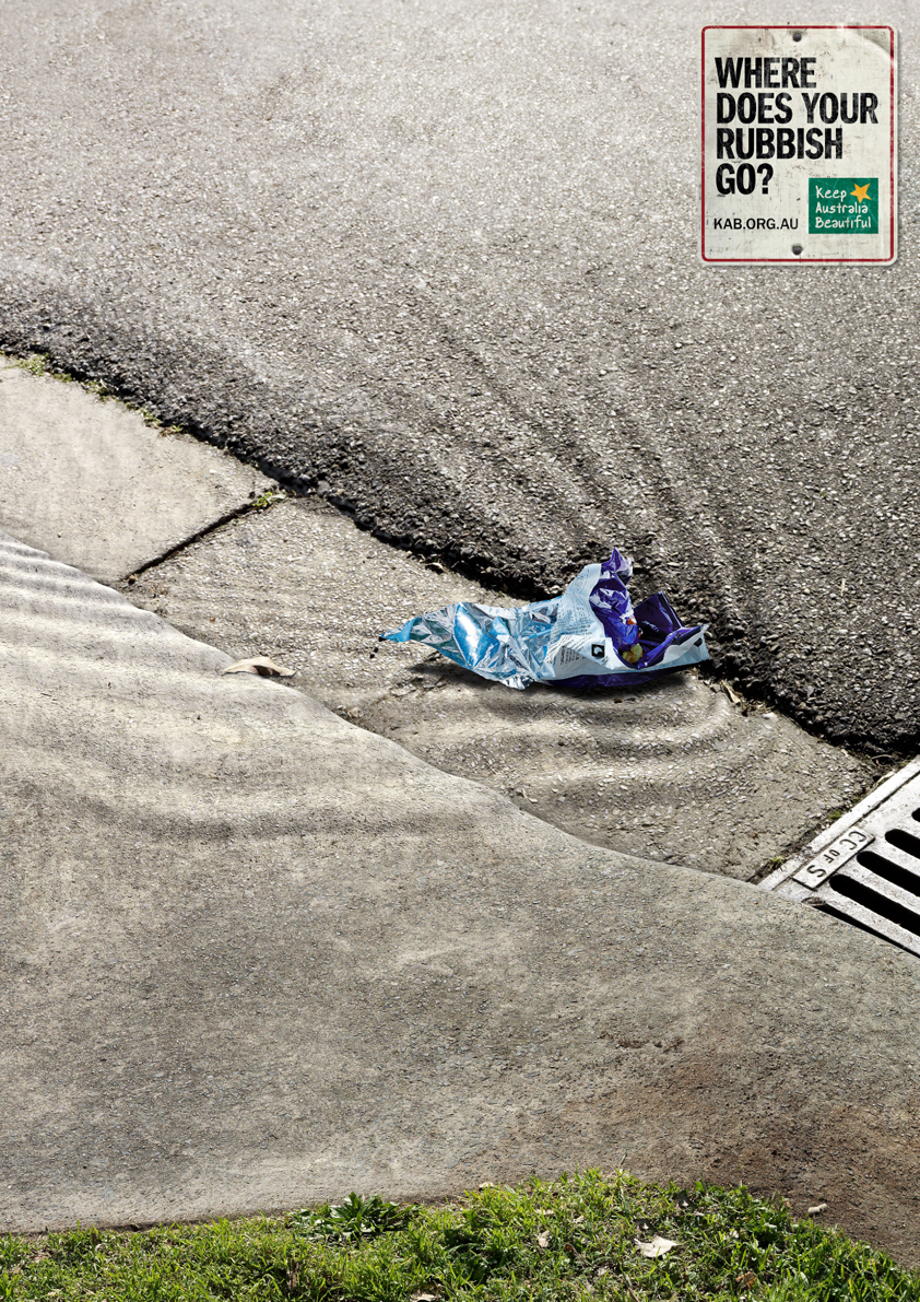 "Keep Australia Beautiful: KAB Ripples Chip | Ads of the Worldâ""¢"