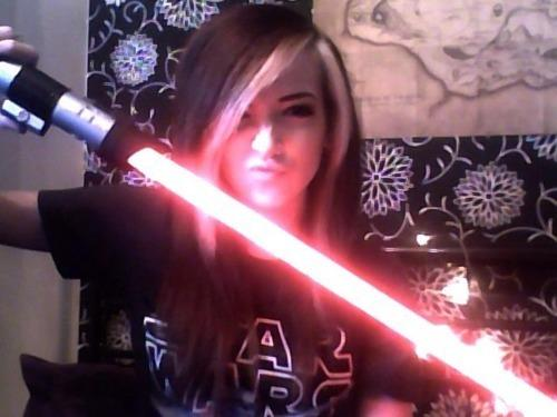 Ho's will be Ho's. And I will be MacDadday. - Lightsabers<3