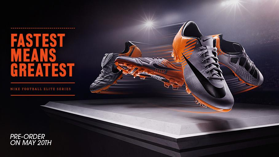 Nike Elite Series: High Contrast, Elite Performance - nikefootball