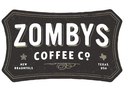 ZOMBYS Coffee by Simon Walker
