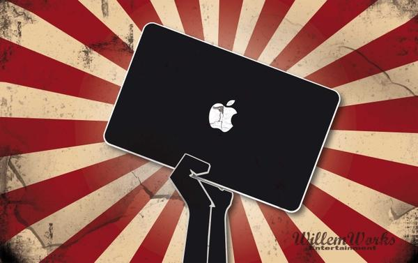 humor,Apple Inc. apple inc humor logos 2835x1786 wallpaper – Apple Wallpaper – Free Desktop Wallpaper