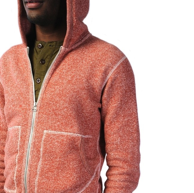 WINGS + HORNS HOODIE BURNT ORANGE discount sale voucher promotion code | fashionstealer