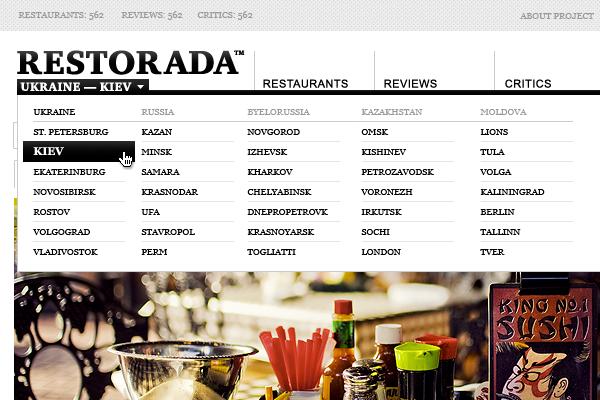 Restorada on Web Design Served