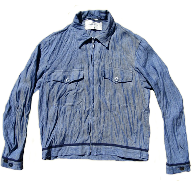 Nigel Cabourn Linen Deck Jacket discount sale voucher promotion code | fashionstealer