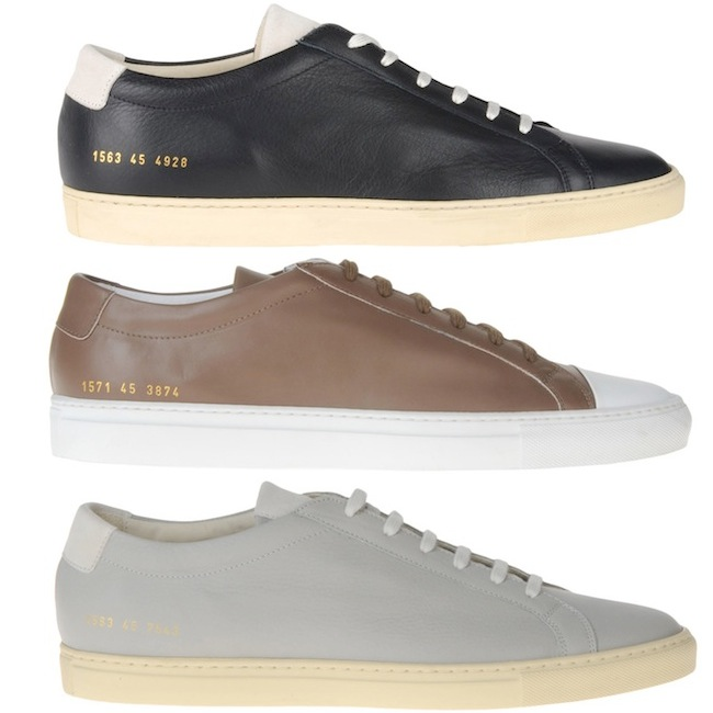 COMMON PROJECTS ACHILLES | CALIROOTS UP TO 50% SALE | fashionstealer