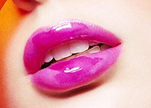 Fashion Watcher - metallic lips frenzy
