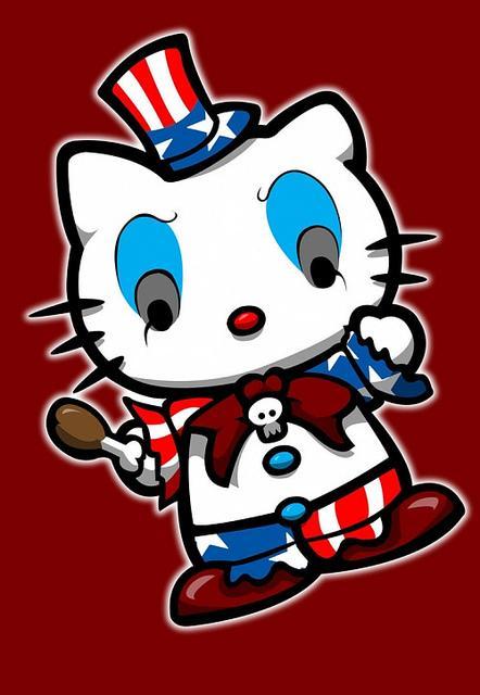 captain spaulding kitty | Flickr - Photo Sharing!