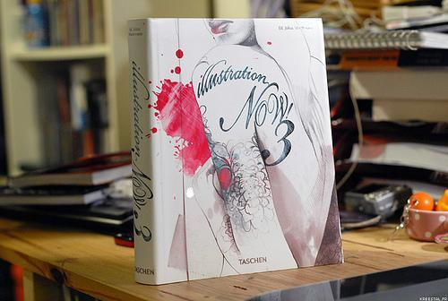 Ma dernière virée chez Taschen : Illustration Now!3 « Bloody Marie