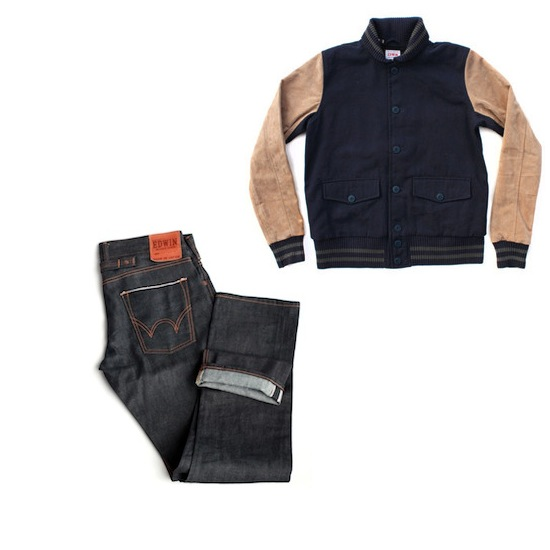 Edwin Homerun Jacket | Edwin Selvedge Jeans discount sale voucher promotion code | fashionstealer