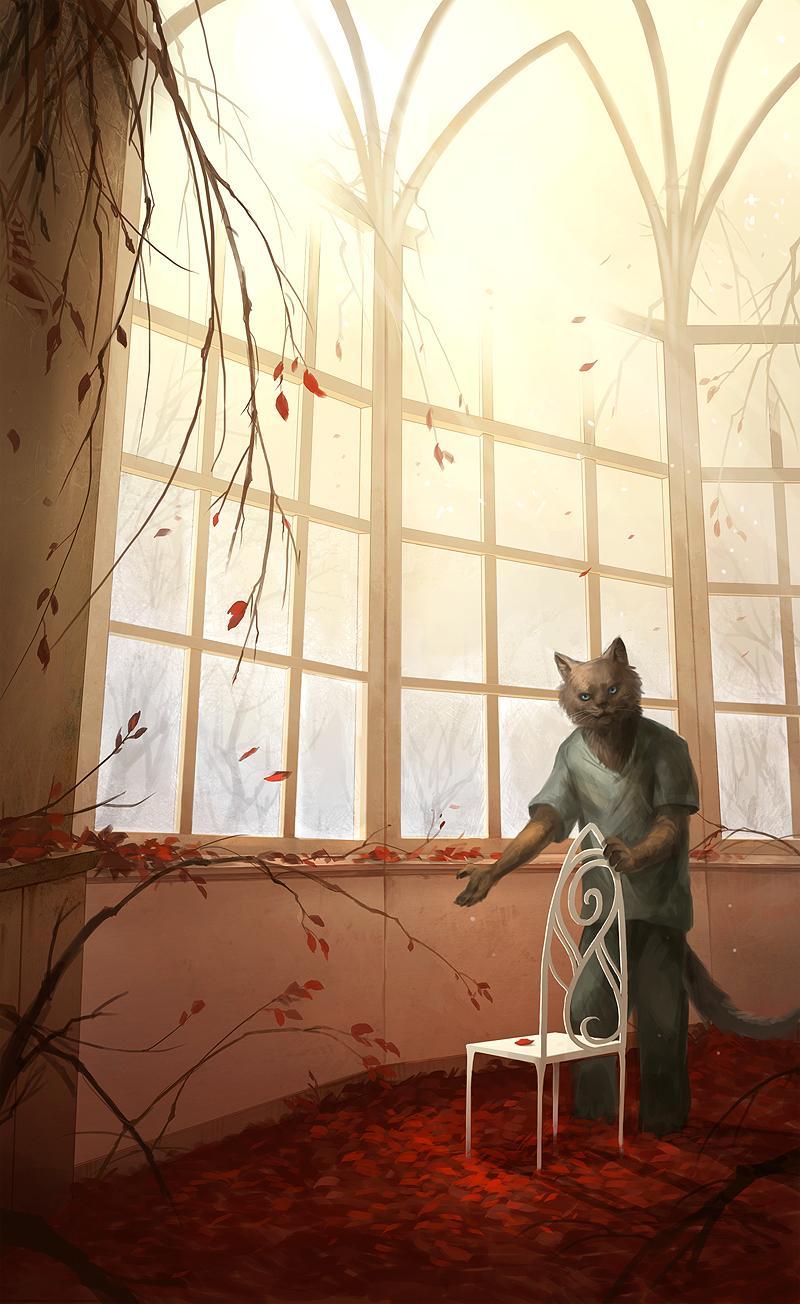 asylum by *sandara
