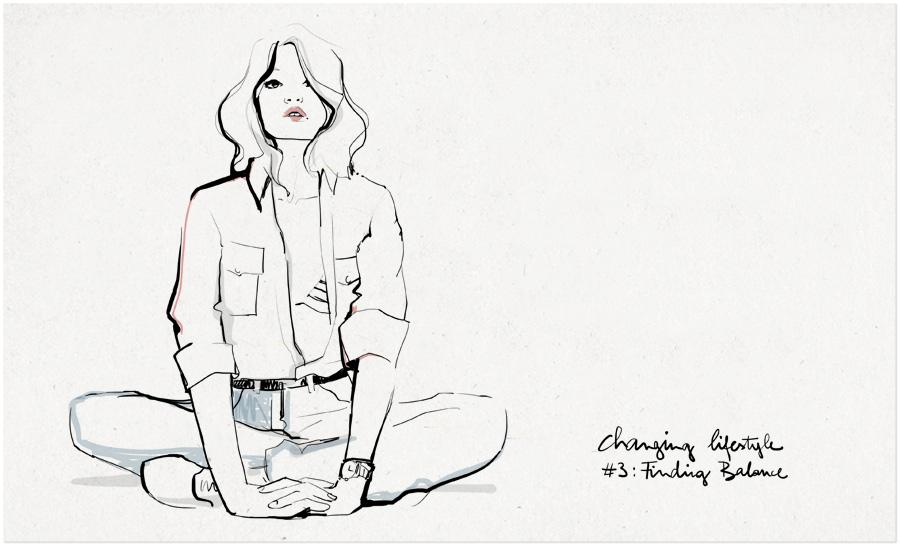 Changing Lifestyle / Finding Balance | Garance Doré