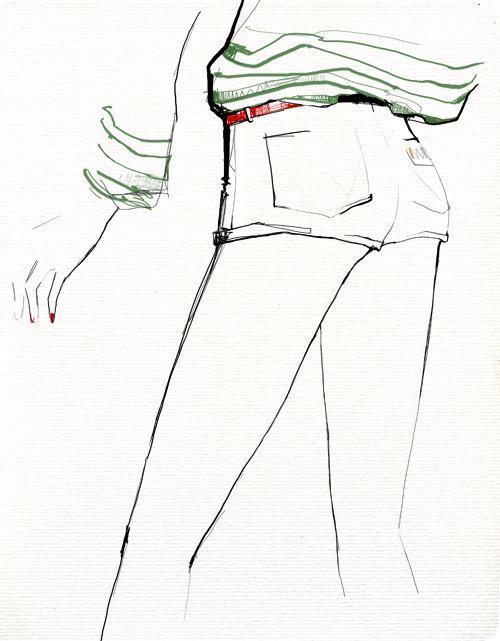Hot Pants | Garance Doré