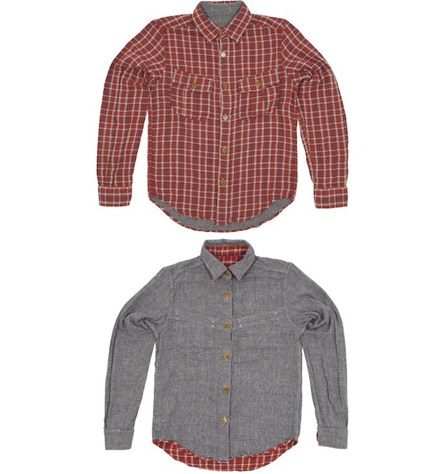 Nigel Cabourn Reversible Shirt discount sale voucher promotion code | fashionstealer