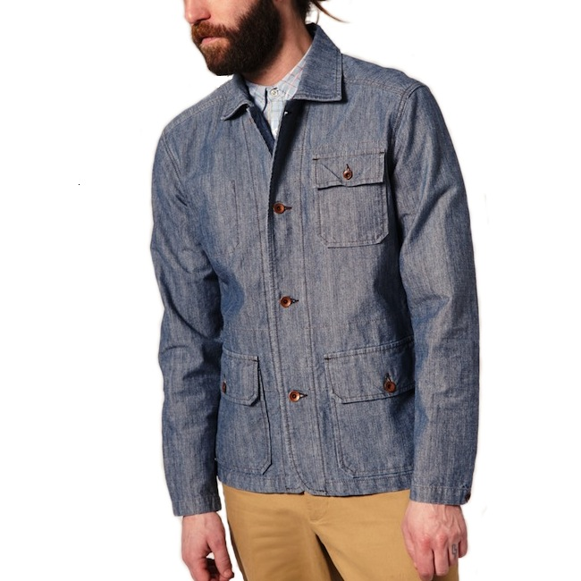 Edwin Work Denim Jacket discount sale voucher promotion code | fashionstealer