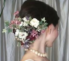 Wedding Hairstyles with Flowers Step by Step Guide on How to Use