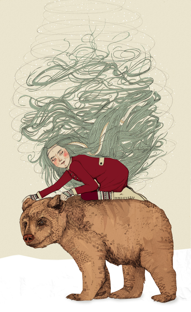 Sandra Dieckmann Illustration