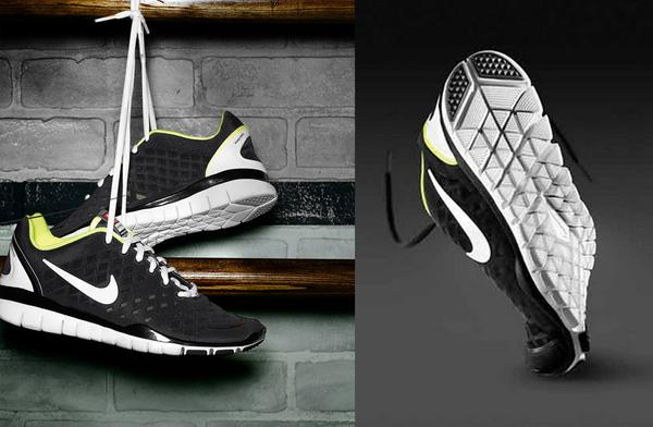 Nike Free TR Fit on ID Magazine Served