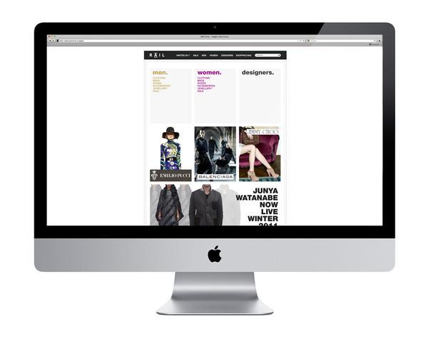 RAIL on Web Design Served