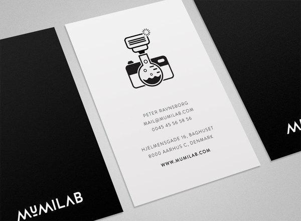 Mumilab - Visual Identity / Website on Web Design Served