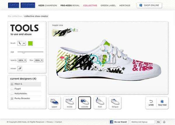 Keds on Web Design Served