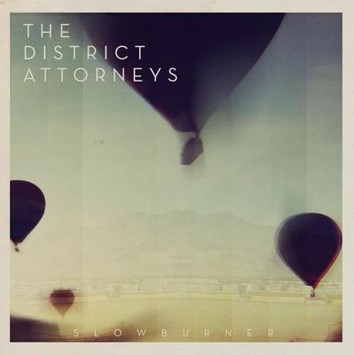 ? Cherry Glow by The District Attorneys