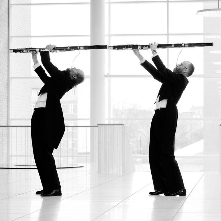Nikolaj Lund's Portraits of Classical Musicians | Yatzer