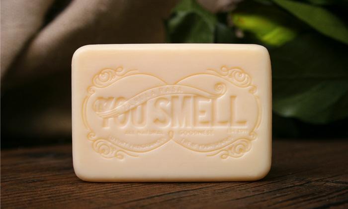 Lemon Verbena Natural Bar Soap