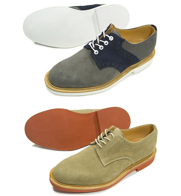 Mark McNairy New Amsterdam Two Tone Saddle Shoe | Mark McNairy New Amsterdam Dirty Buck Derby Shoe discount sale voucher promotion code | fashionstealer