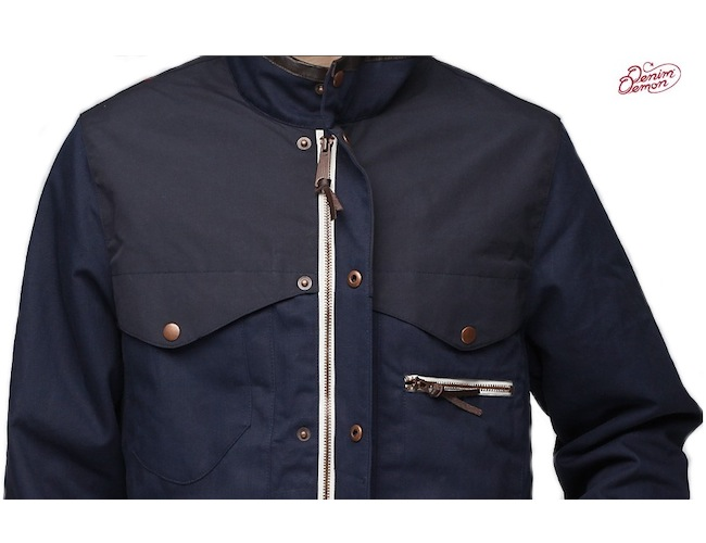 Denim Denom Njakka Jacket discount sale voucher promotion code | fashionstealer