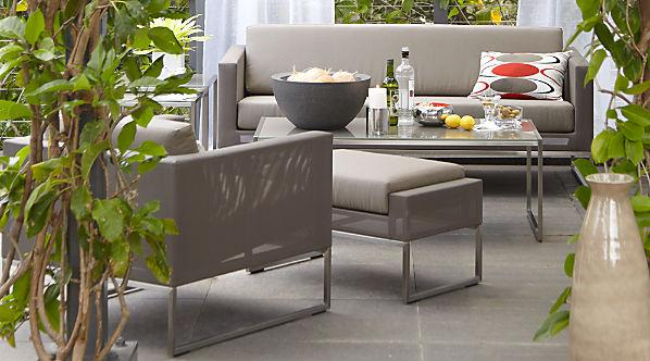Outdoor Collections | Crate and Barrel