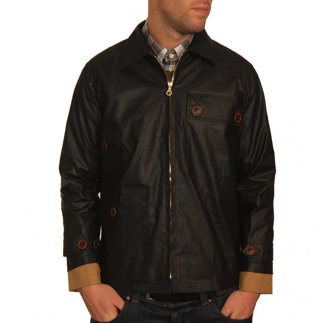 Heritage Research Klondyke Jacket discount sale voucher promotion code | fashionstealer