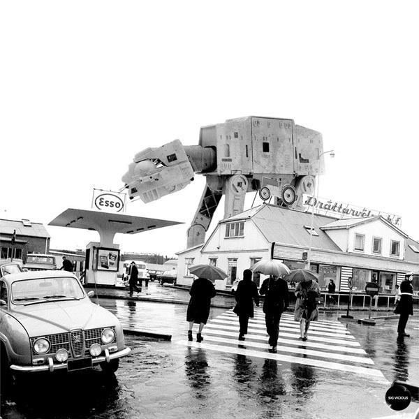 Star Wars Invasion | InspireFirst