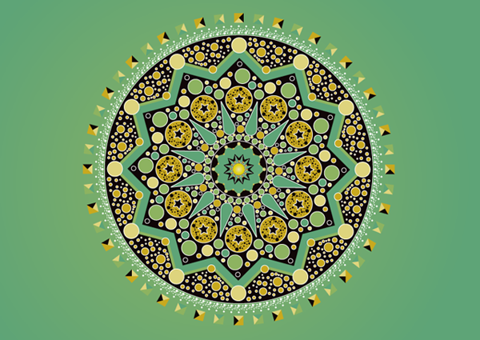 Mandalas on the Behance Network