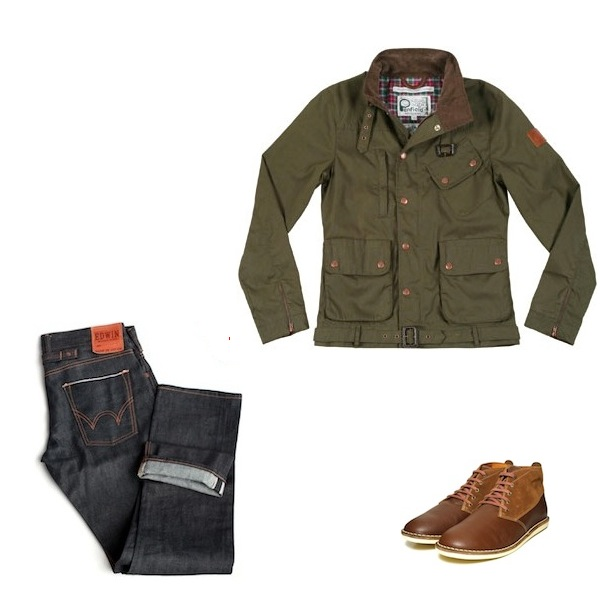 Penfeld Walpole Jacket Olive | Edwin Sen Grey Granite | Pointer Shoes Cyril II discount sale voucher promotion code | fashionstealer