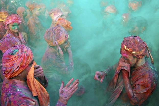 celebration of colour « plenty of colour