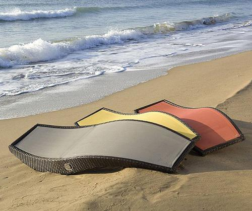 Outdoor Sun Beds - Stylish And Ergonomic Outdoor Furniture