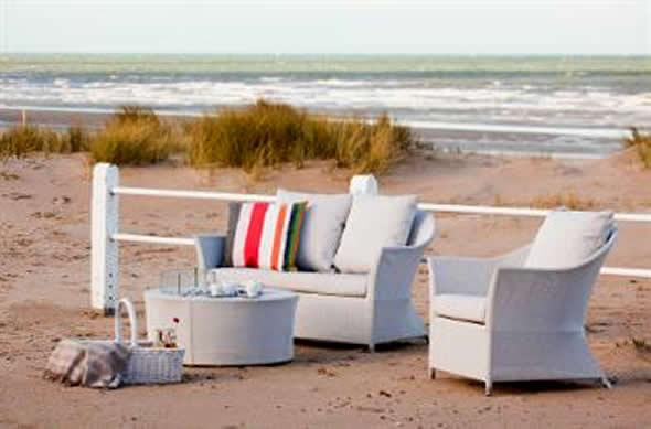 Outdoor Wicker Furniture Kok Batyline Perle « Flooring « Room Images, Photos and Pictures Gallery « DesignWagen
