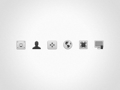 Preference Icons by Plexform