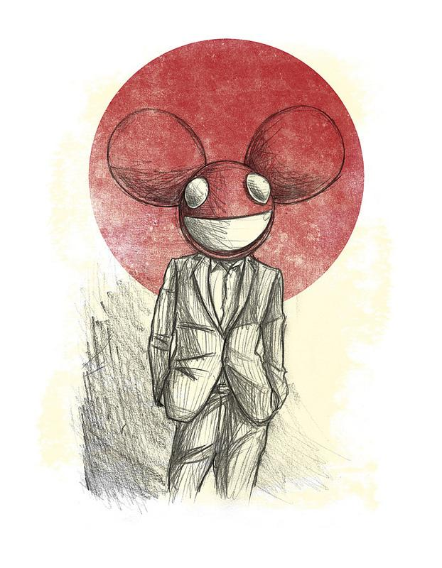 Deadmau5. #sórabisco | Flickr - Photo Sharing!