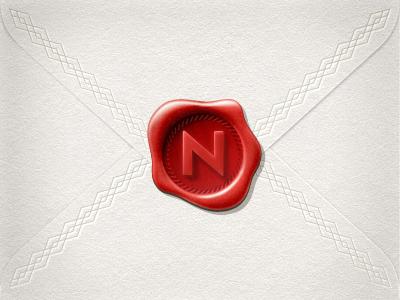 nvite logo by Tom Giannattasio