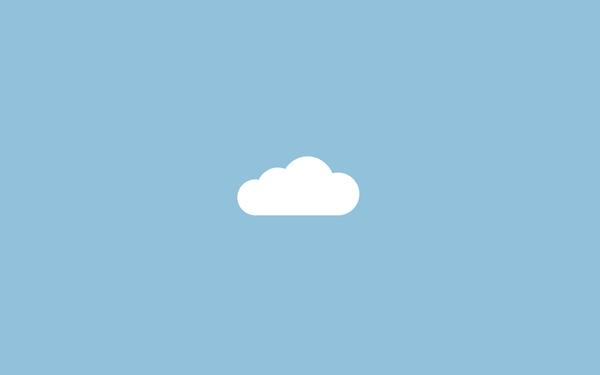 minimalistic,clouds clouds minimalistic facebook day desktop twitter artwork simple 2560x1600 wallpaper – Facebook Wallpaper – Free Desktop Wallpaper