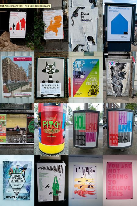 Posters in Amsterdam | AisleOne