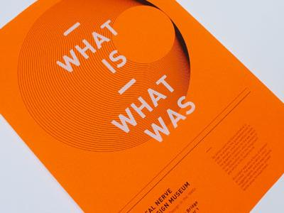 WHAT IS/WAS by Natalie Kenna