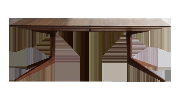 LIGHT EXTENDING TABLE WALNUT - Tables - Conran Classic - Shop by Brand - The Conran Shop UK