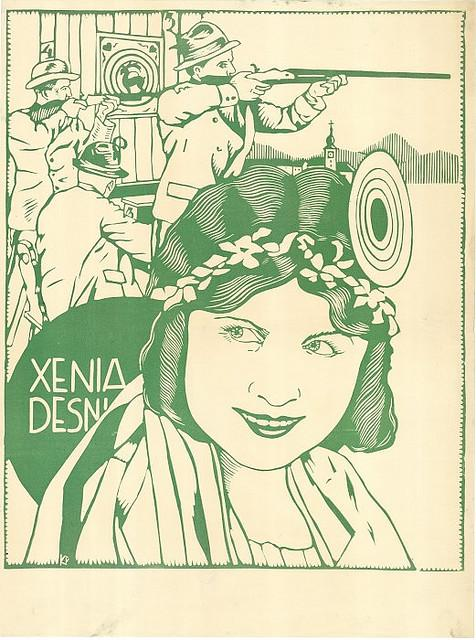 Xenia Desni -Kocjan?i?, Peter (avtor), 1925 | Flickr - Photo Sharing!